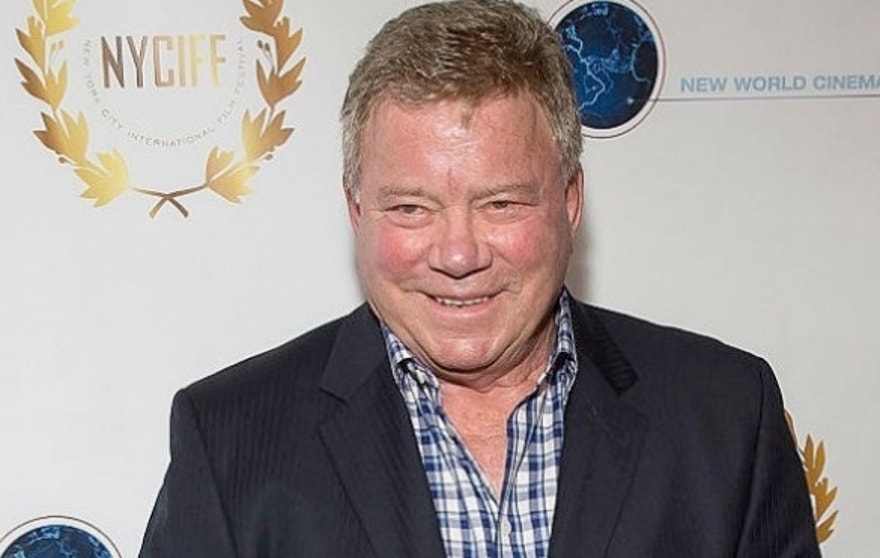 Shatner played Capt. James T. Kirk from 1966 to 1994.
