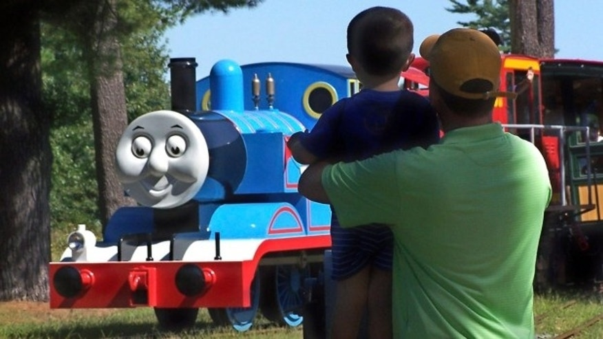 The grand opening of Thomas Land is this weekend.