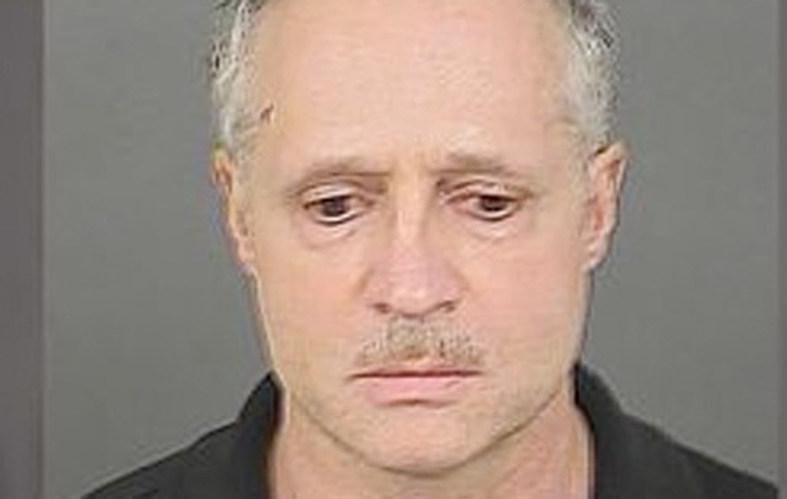 Marc Rehmar is charged with one count of endangering public transportation.