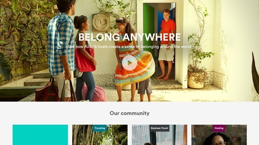 Airbnb is growing in popularity for business and leisure travel stays.