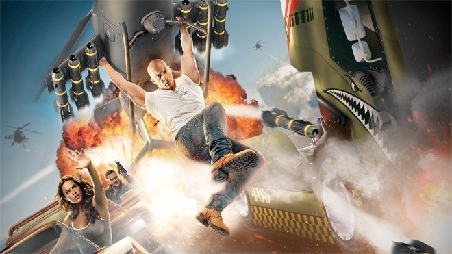 Fast & Furious ride to open at Universal Studios