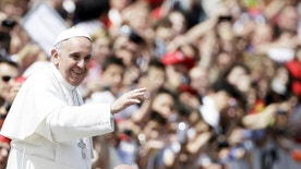 Pope Francis is visiting New York City, Philadelphia, and Washington, D.C.