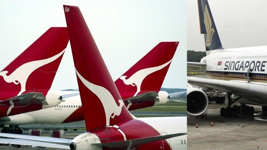 Qantas and Singapore made it into the top ten in each of the four categories, while Air New Zealand, Cathay Pacific Airways and Etihad made the top ten in three of the categories.