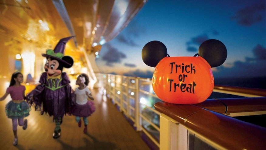 Disney Dream's three night Port Canaveral sails to Nassau and Disney's private island in the Bahamas.