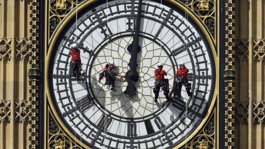 Many are concerned about the state of Big Ben.