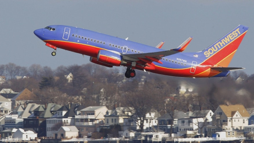 A Southwest flight was forced to turn around after an in-flight brawl.