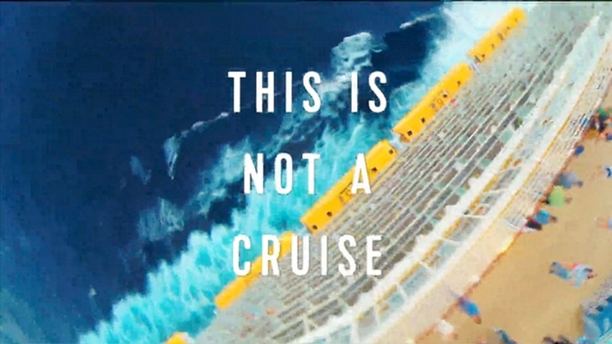 "Royal Caribbean International's new ad campaign ""Come Seek"" tries to deal with misconceptions about cruising."