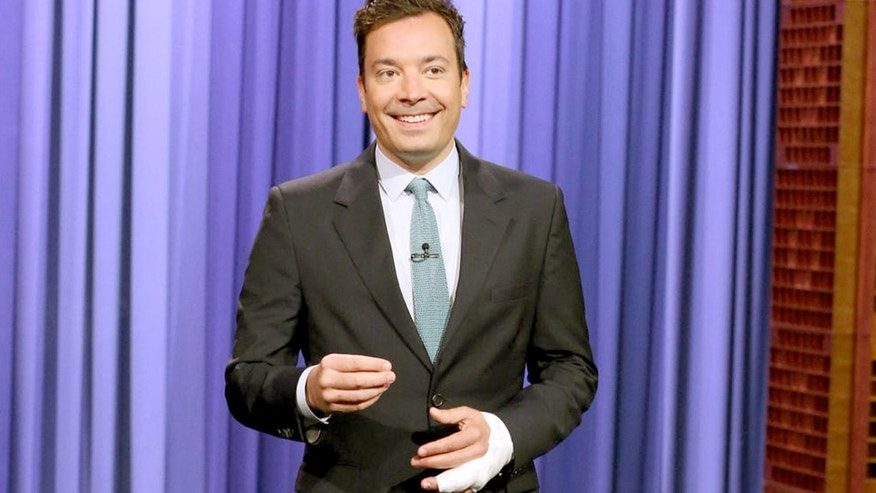 """The """"Tonight Show"""" host revealed Tuesday that Universal Orlando Resort will debut a ride in 2017 called """"Race Through New York Starring Jimmy Fallon."""""""