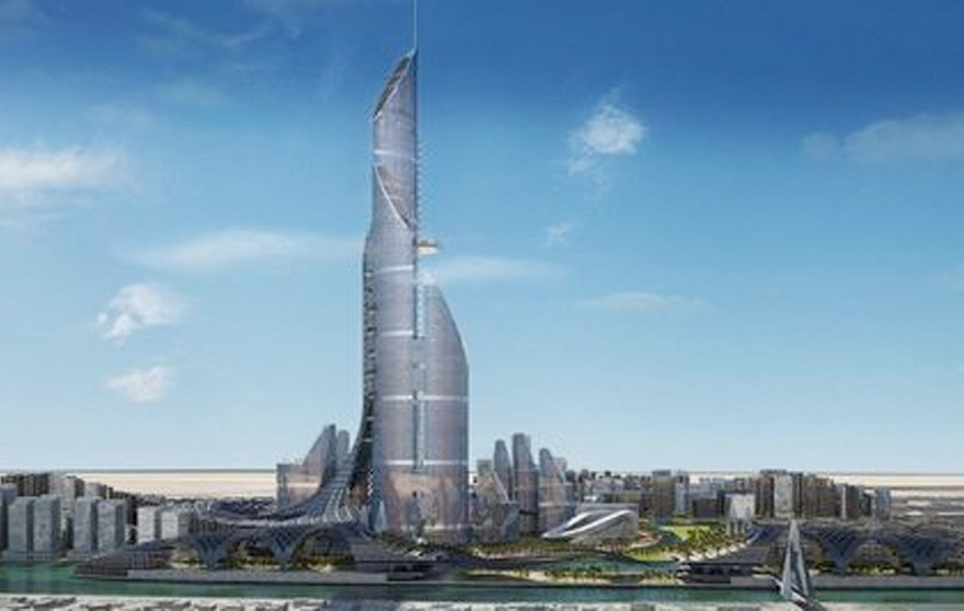 "Iraq's Basra Province is planning to build a 3,779 foot ""mega tall"" skyscraper which will be taller than the Kingdom Tower."