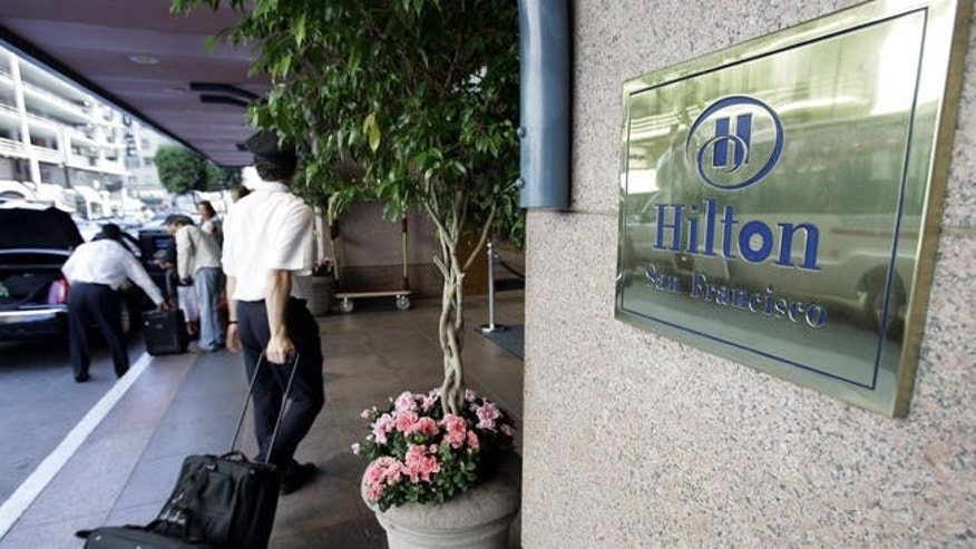 Hilton Hotels has acknowledged a credit card security breach.