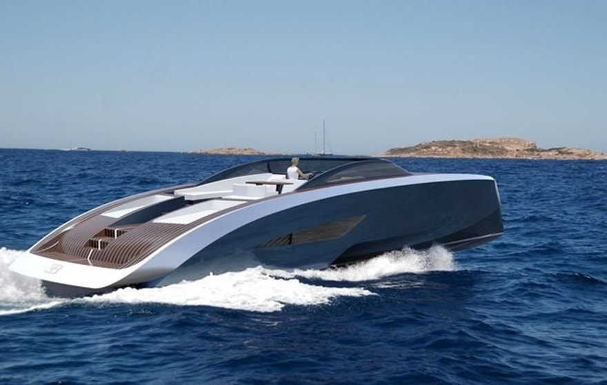 high performance car maker bugatti designs 2 million luxury speedboat fox news. Black Bedroom Furniture Sets. Home Design Ideas
