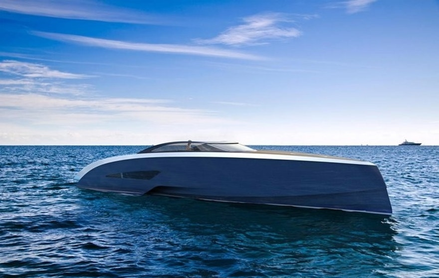 The lightweight materials and revolutionary design allow the smallest Niniette to reach speeds of up to 38 knots.