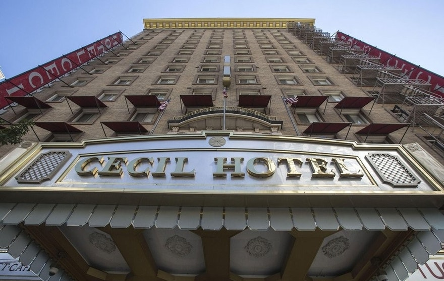 The American Horror Story Hotel Exists In Real Life