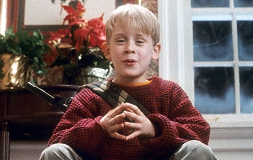 """Home Alone"" starring Macaulay Culkin is a classic movie that never gets old."
