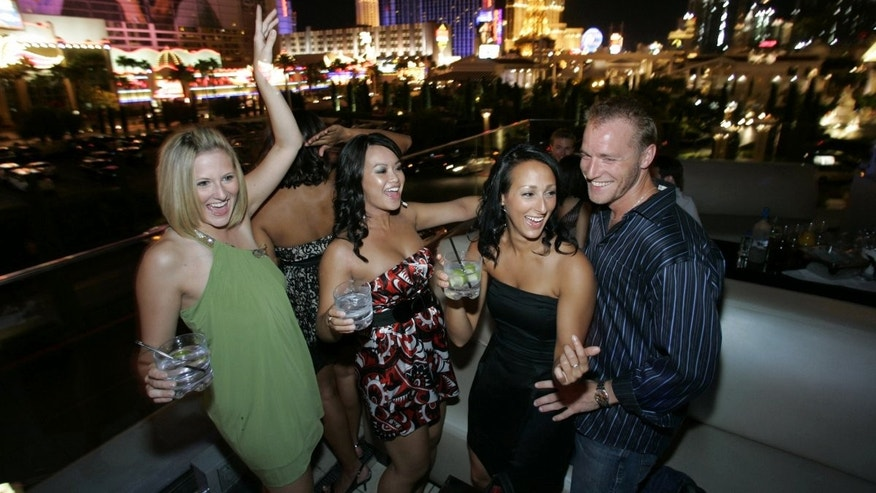 According to the Las Vegas Convention and Visitors Authority, 41 million visitors came to Sin City so far this year. And they're increasingly demanding super luxe accommodations and activities.