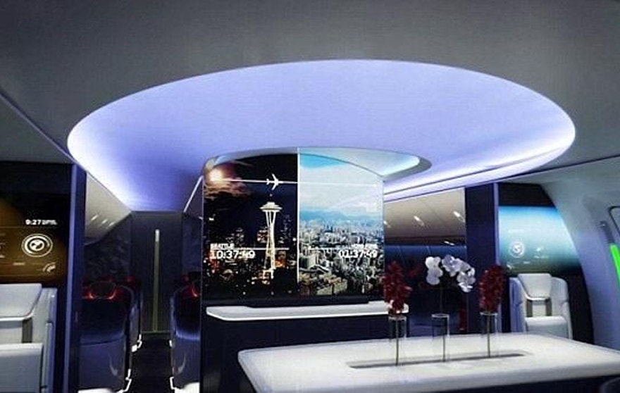 Boeing is planning some big design changes to its future plane cabins.