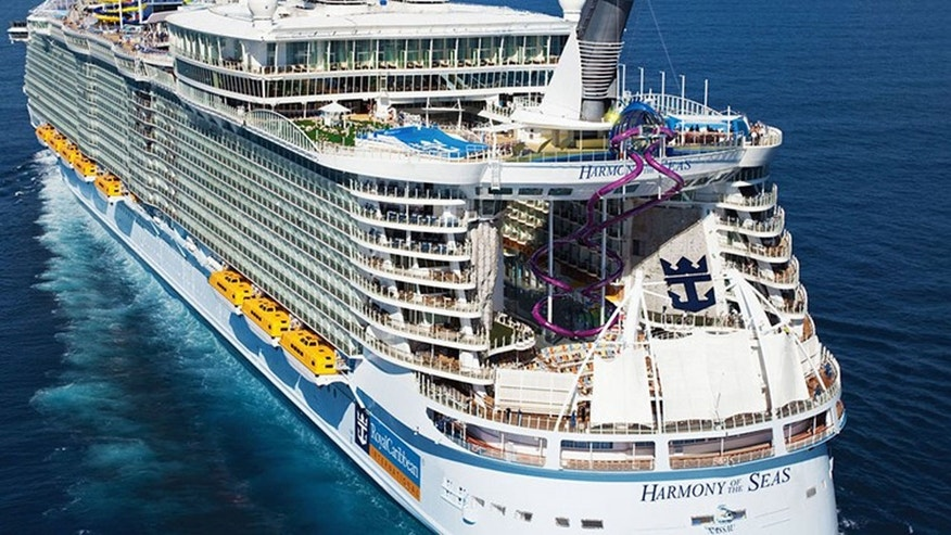 5 Things To Know About The World's Largest Cruise Ship