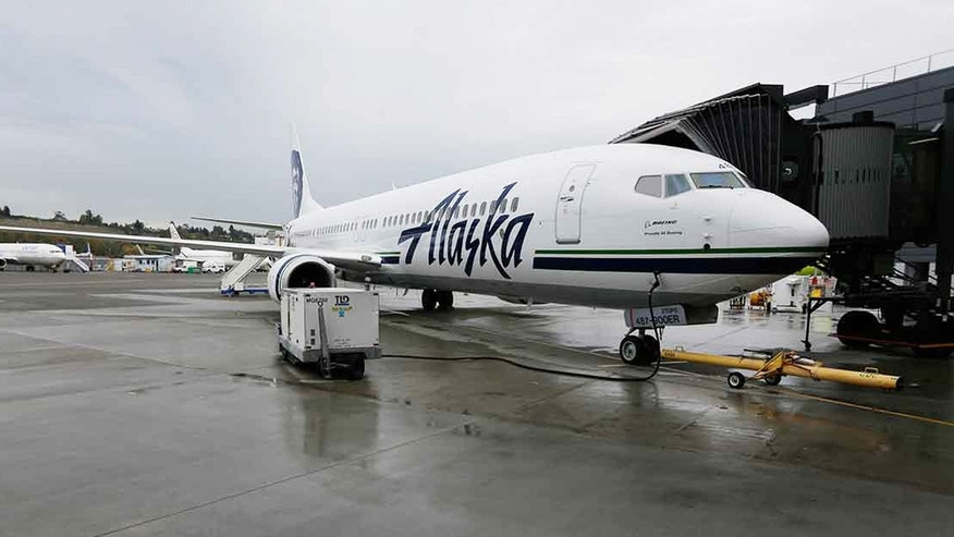 Alaska Airlines has compensated passengers on a diverted flight.