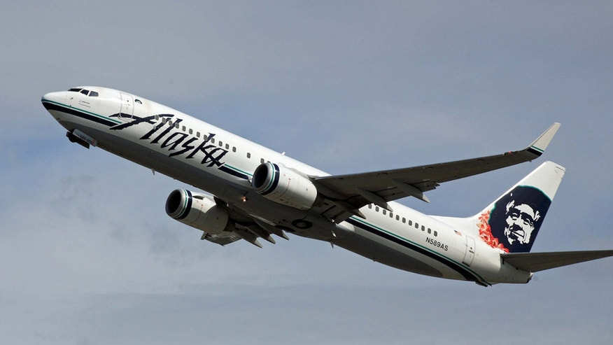 Thee Alaska Airlines flight from Bellingham, Washington, to Hawaii was en route when Anna Crail's iPhone 6 caught fire while she was watching a movie.