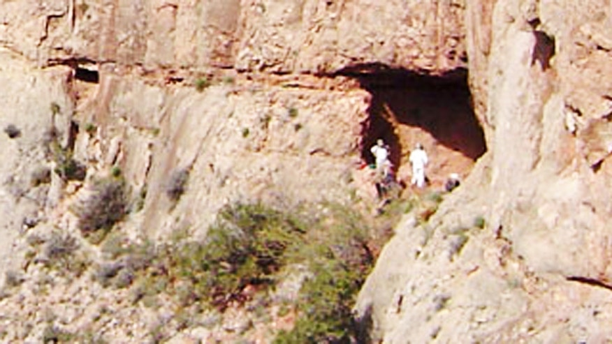 The Cave of Domes is one the Grand Canyon's most visited cave formations.