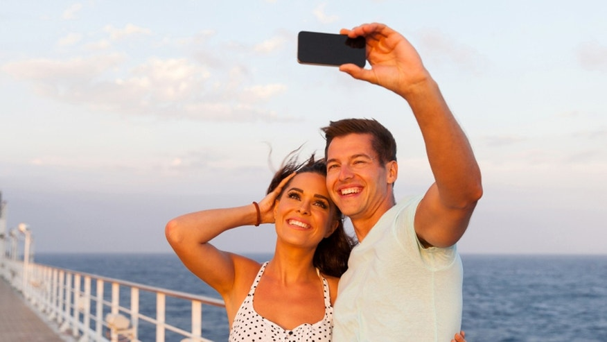 Take advantage of your cruise ship's technology.
