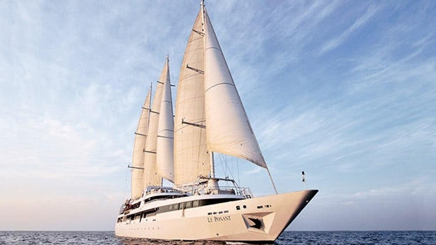 Sailing yacht Le Ponant will start taking Americans around Cuba in 2017.