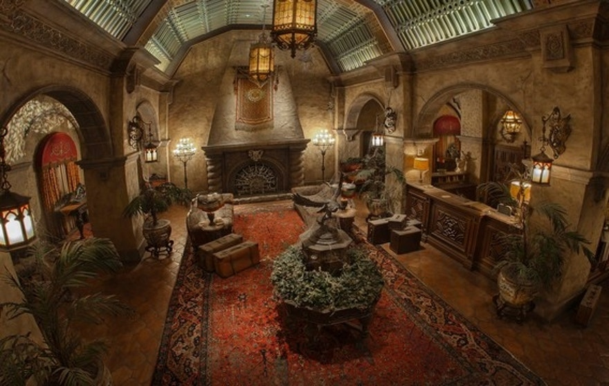 Disney World to open bar inside the Hollywood Tower of ...