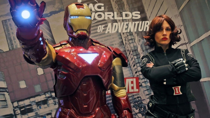 Marvel fans will have a Middle Eastern theme park debut in 2020.