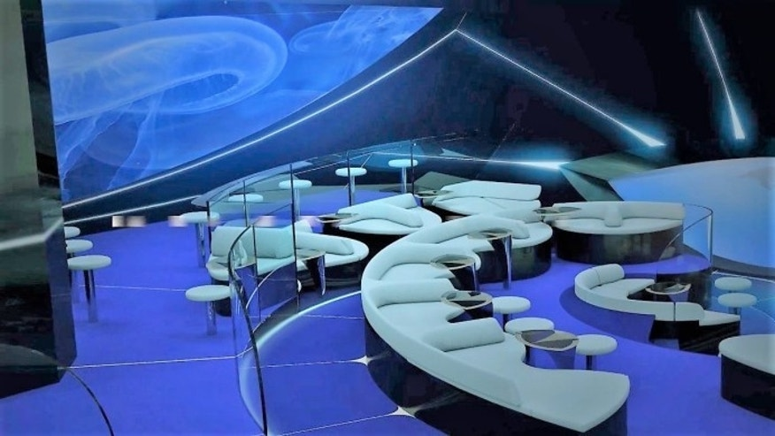 Cruise Line Building Ships With Underwater Lounges