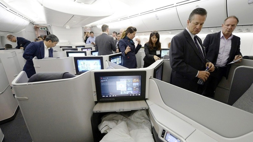 Walking past those cushy first class seats may be fueling incidents of anger in the skies.