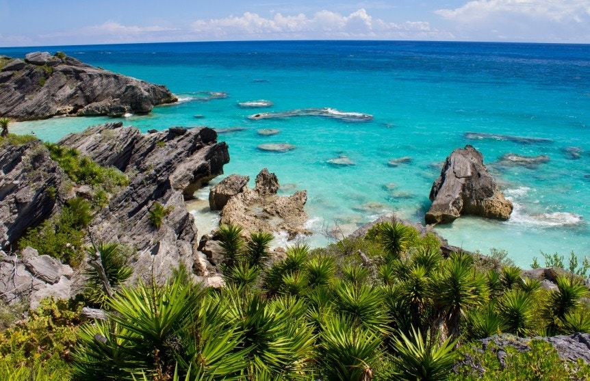 Bermuda is the most rad beach vacation ever
