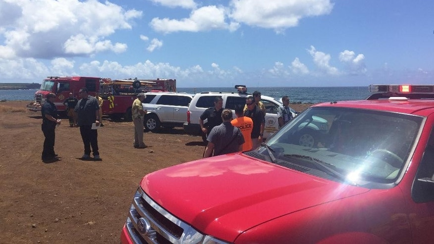5 dead after skydiving tour plane crashes in hawaii fox news for Department of motor vehicles kauai