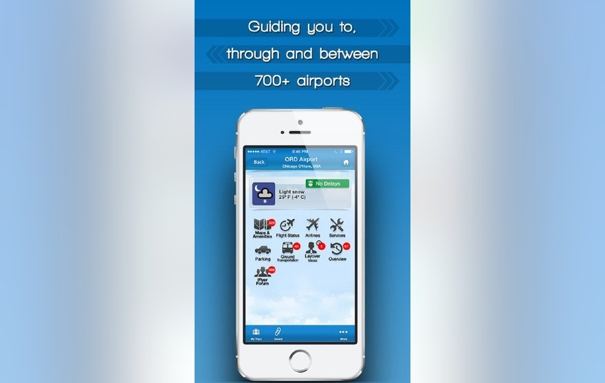 ifly app screenshot