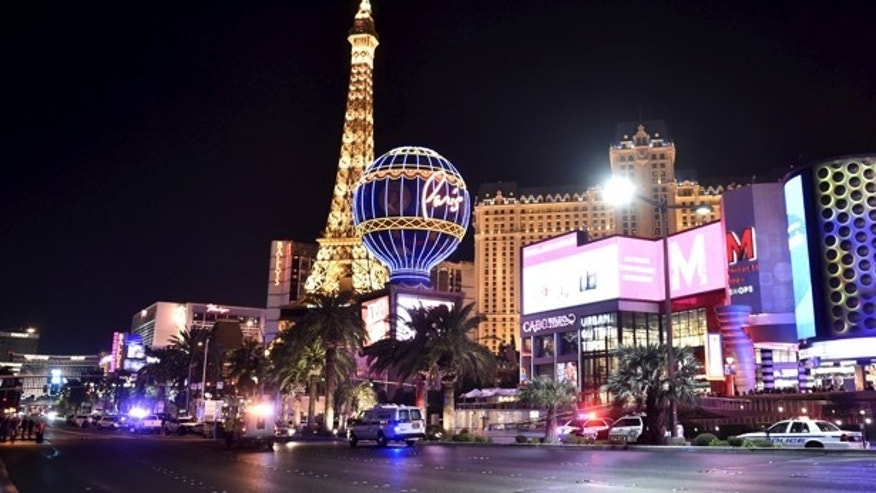 Sin City is America's top vacation destination, according to travel site Expedia.