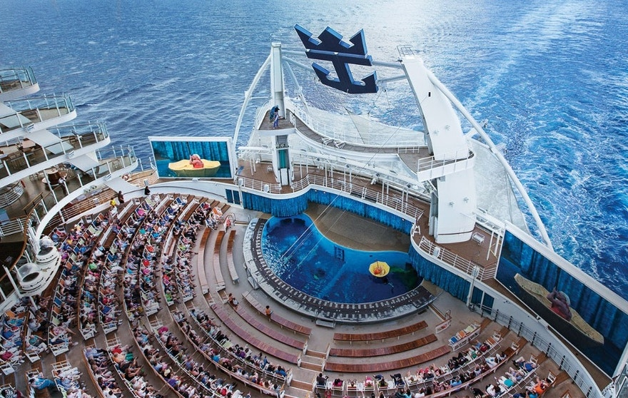 Does The World39s Largest Cruise Ship Live Up To The Hype Inside The Harm