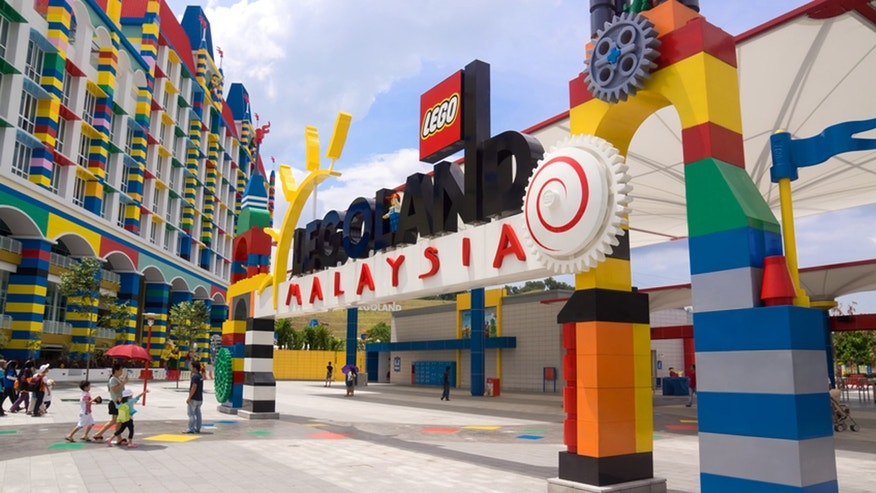 Legoland operates six theme park properties throughout the world.