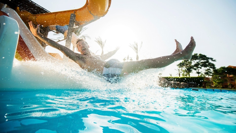 Need to cool off? Take a dip in one of the country's best water park attractions.