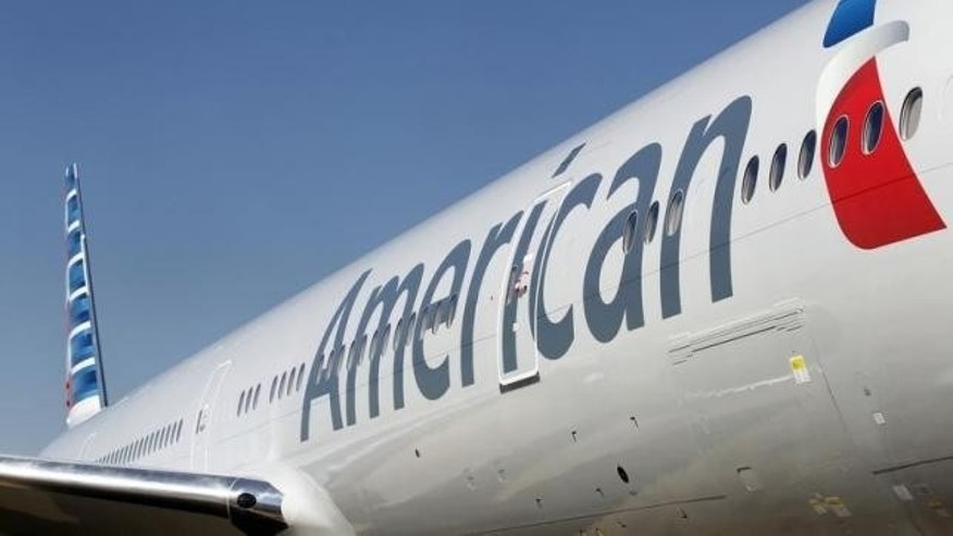 American Airlines 1