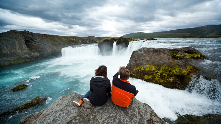 With a dramatic volcanic landscape of geysers, hot springs, waterfalls, and glaciers-- plus a burgeoning nightlife and restuarant scene-- Iceland is becoming a popular tourist destination for travelers all over the world. According to the Global Peace Index, it's also the safest country to visit.