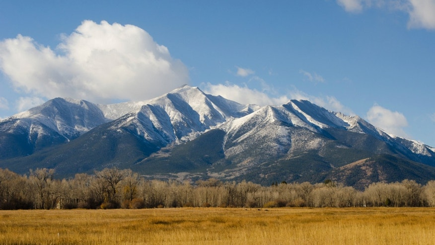 The Rocky Mountain range stretches over 3,000 miles from Canada through Idaho, Montana, Wyoming, Colorado and down to New Mexico.
