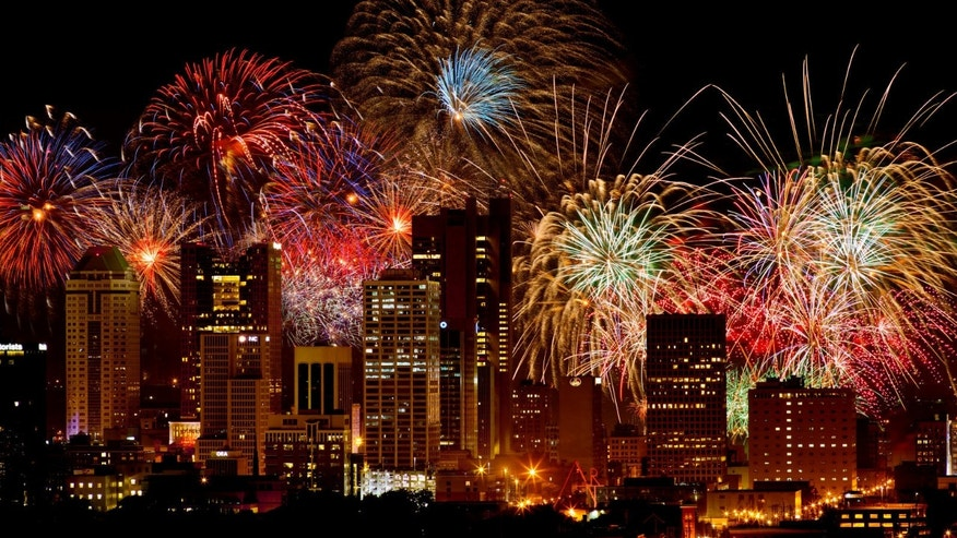 The Red, White and Boom fireworks display is a must-see if you'll be in Columbus, Ohio over the Fourth.