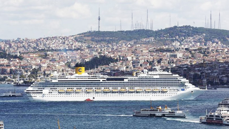 Cruise Lines Cancel Istanbul Ports Of Call After Airport