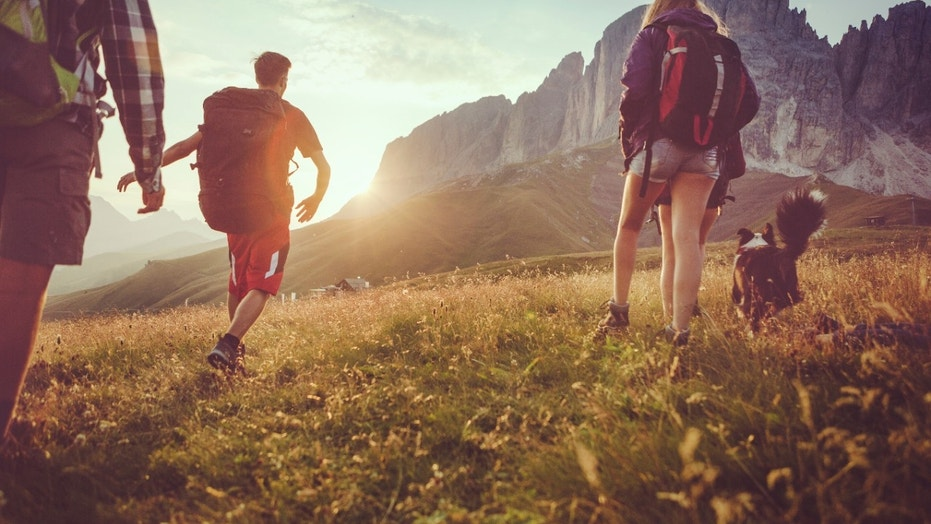 Fancy going hiking for a month or more?