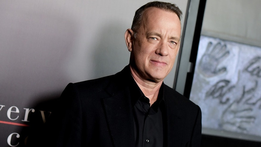 "Tom Hanks returns to silver screen this fall as Captain Chesler Sullenberger in Clint Eastwood's biographical drama ""Sully."""