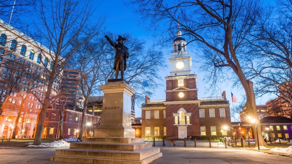 The city of Philadelphia and some of the interesting things to check out