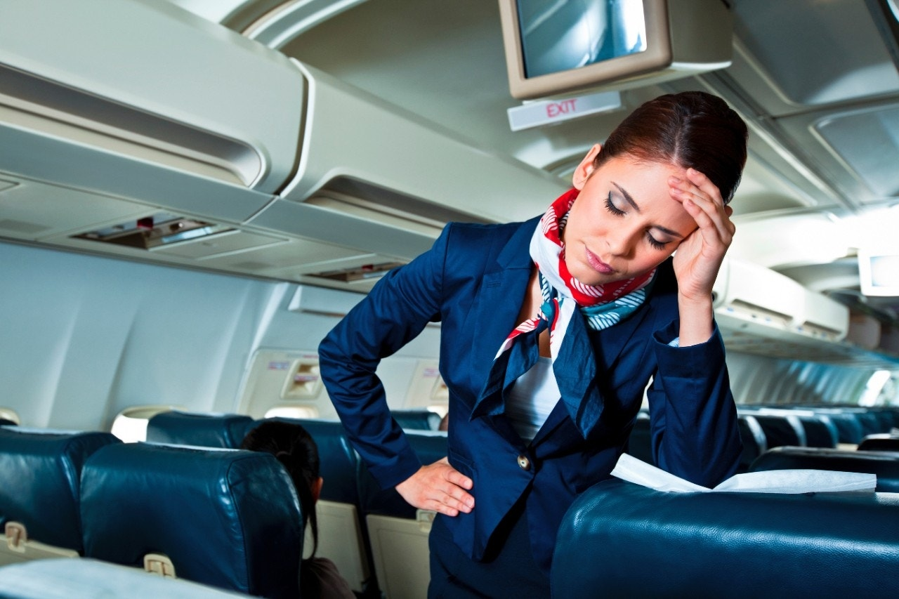Flight attendants reveal shocking passenger requests