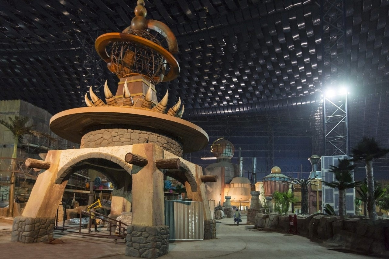 Img: World's Largest Indoor Theme Park Set To Open In Dubai