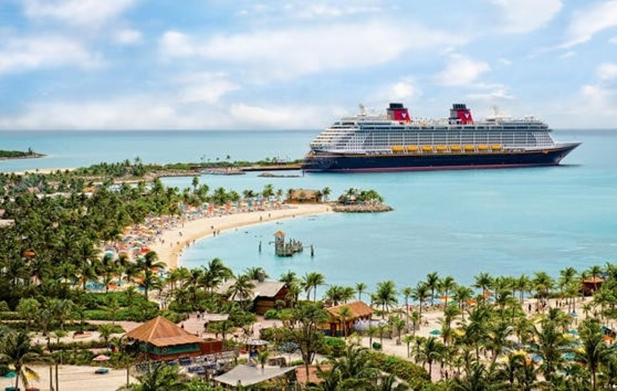 Image gallery disney cruise for Cost of world cruise