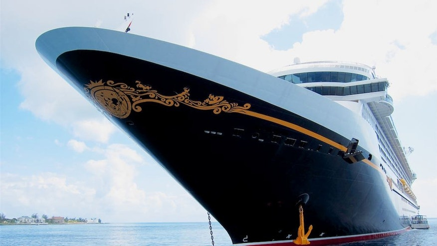 The Disney Fantasy launched in 2012.