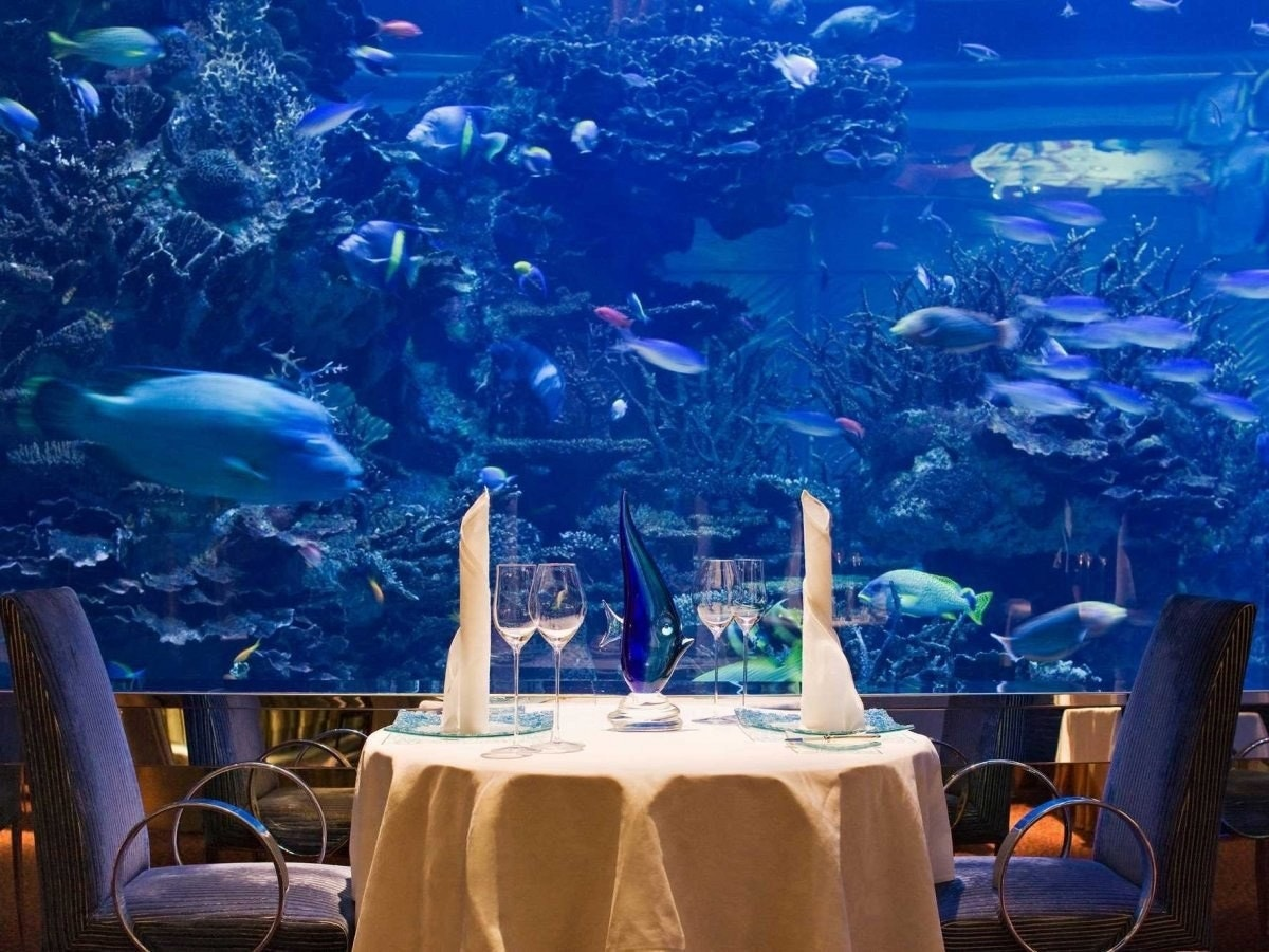 The coolest underwater hotels in the world